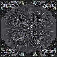 朝倉染布 風呂敷 約96×96cm 超撥水風呂敷ながれ 平織 ながれ星