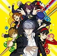 Persona4 the Golden by PERSONA: 4 THE GOLDEN O.S.T. (2014-07-28)