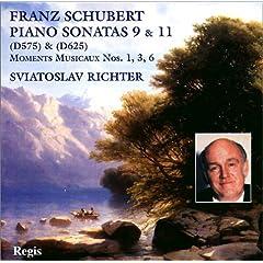 リヒテル演奏 シューベルト ピアノソナタD575&625他の商品写真