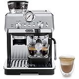 De'Longhi La Specialista Arte, Manual Espresso Coffee Machine, Compact Design, Barista Tools, Manual Milk Texturing, EC9155.M