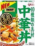 グリコ DONBURI亭 横浜中華丼 210g×10個