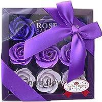 母の日 カーネーション ギフト プレゼント バラ 薔薇 花束 2018年 贈り物 バラボックス 母の日 お花 バラBOX ブルー