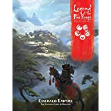 L5R04 Legend of The Five Rings RPG - Emerald Empire Supplement Book