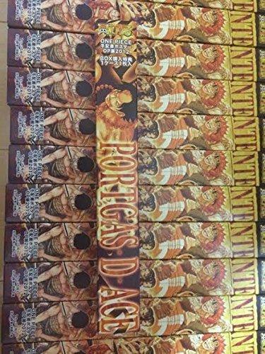 [画像:ONE PIECE展2012 ワンピース 手配書ポスター BOX 【全15種類+特典1種】 ONE PIECE WANTED POSTER 2012 / 尾田栄一郎 [生産終了・廃盤商品]]