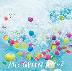 Mrs. GREEN APPLE「umbrella」のジャケット画像