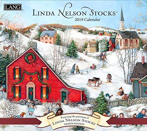 Linda Nelson Stocks 2019 Calendar: Bonus Free Down...