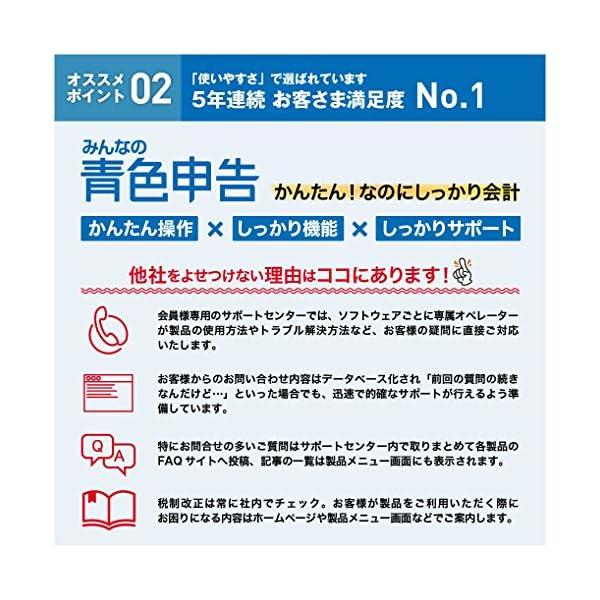 みんなの青色申告19 消費税改正対応版の紹介画像3