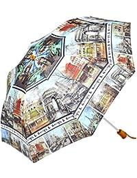 レディース 傘 おしゃれな 名画シリーズ 49cm 折りたたみ傘 ジョーンズ フランス