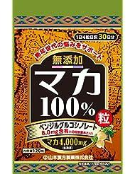 日亚: 山本汉方 玛卡粒100% 120粒 ¥38