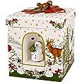 Villeroy & Boch Toys Gift Pack Large Christmas Tree, Porcelain, Multicoloured, 16 x 16 x 21,5 cm