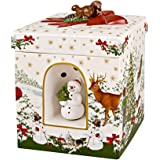 Villeroy & Boch Toys Gift Pack Large Christmas Tree, Porcelain, Multicoloured, 16 x 16 x 21,5 cm