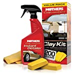 Mothers 657240 California Gold Clay Bar System
