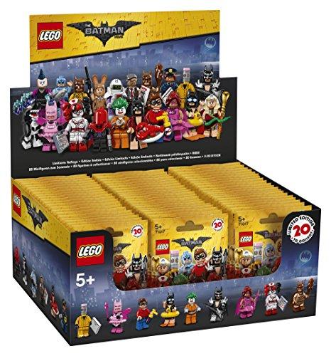 レゴ(LEGO) ミニフィギュア レゴ(R) バットマン ザ・ムービー 60パック入り 6175009