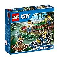レゴ (LEGO) シティ ポリス~沼地で追跡~スタートセット 60066