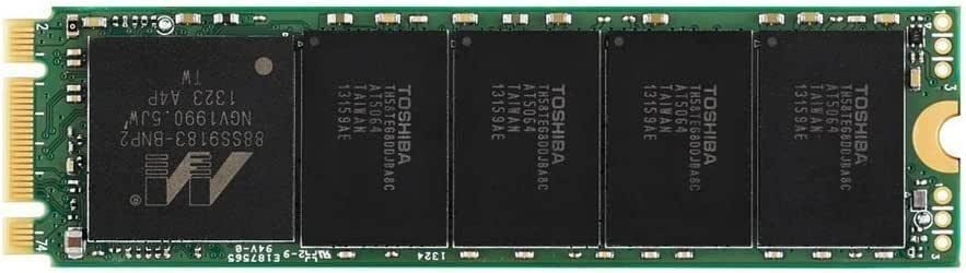 PLEXTOR M.2 type2280接続SSD 256GB PX-G256M6e