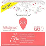 Summer's Eve Summer's Eve Feminine Cleansing Cloths, Golden Glamour, 16 Count, 16 Count