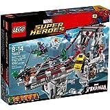 スーパーヒーローズ 76057 スパイダーマン ウェブ・ウォーリアーズ 橋の上の大決戦