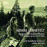スカーレット・フラワーの歌 ヤルネフェルト:無声映画のための音楽