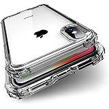 BENEFIQ iPhone 6Plus 6sPlus ケース クリア 耐衝撃 米軍MIL規格取得 透明 アイフォン ソフト カバー ワイヤレス充電 iPhone6Plus iPhone6sPlus