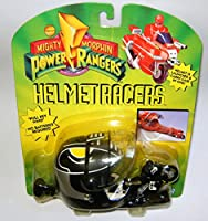 Power RangersヘルメットRacersブラックレンジャー