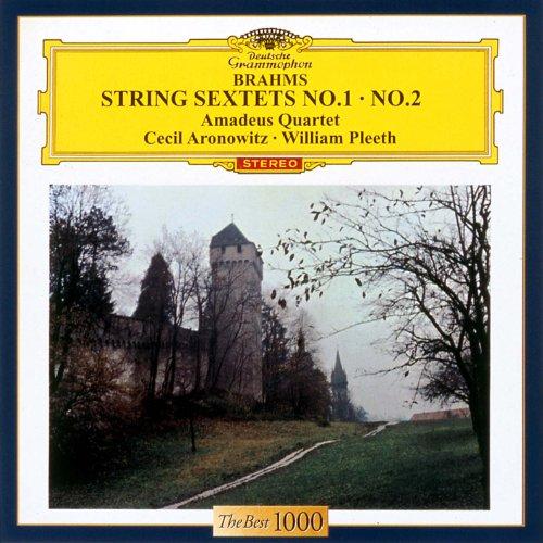 ブラームス:弦楽六重奏曲集の詳細を見る