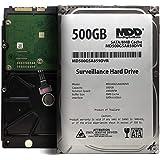 "MaxDigitalData 500GB 8MB Cache 5900PM SATA 6.0Gb/s 3.5"" Internal Surveillance CCTV DVR Hard Drive (MD500GSA859DVR) - w/2 Year"