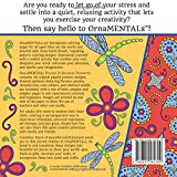 OrnaMENTALs Volume 2 Splendid Symmetry: Adult Coloring Book with 36 Playful Patterns to Color