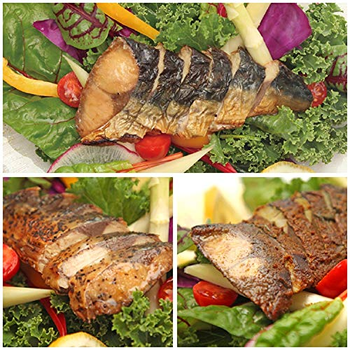 SABAR×内野家 国産真鯖使用 サラダサバ 無添加・無菌・常温保存 賞味期限 1年 3種×各3個