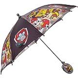 Kids Umbrella for Boys, Paw Patrol Children's Rainwear, for Ages 3-6