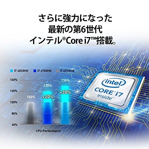 MSI ゲーミングPC ノートパソコン GE62 6QC Apache  GE62-6QC-1289JP 15.6インチ