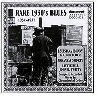 Rare 1930's Blues: 1934-37