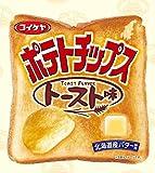 湖池屋 ポテトチップス トースト味 50g×12袋