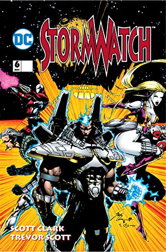 Download Stormwatch (1993-1997) #6 (English Edition) B074G3TVG3