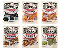 ソフトな噛みごこち 80gセット 6種×2P 1954702 (堂本食品) (食品・健康食品)
