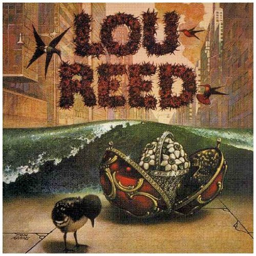 LOU REEDの詳細を見る