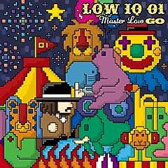 FINE LINE♪LOW IQ 01のCDジャケット