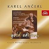 ムソルグスキー:組曲「展覧会の絵」  他 新リマスタリング [Import](KAREL ANCERL GOLD EDITION 4)