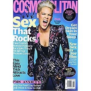 Cosmopolitan [US] January 2018 (単号)