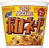 日清食品 カップヌードル パスタスタイル ボロネーゼ 101g×12個