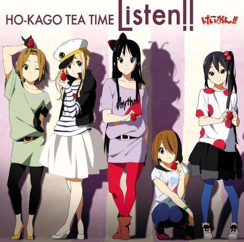 TVアニメ「けいおん!!」エンディングテーマ Listen!!(初回限定盤)