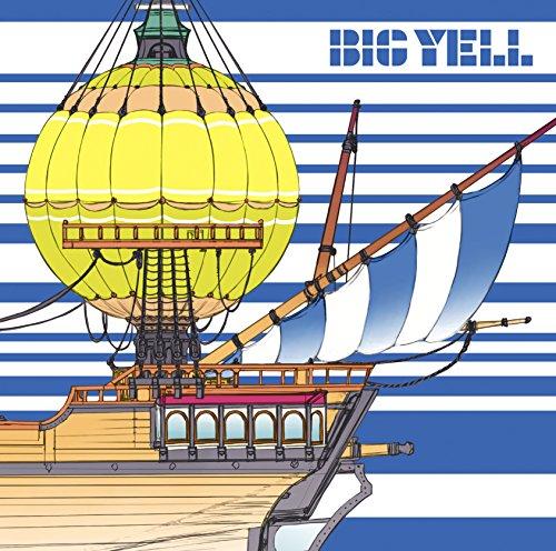 【Amazon.co.jp限定】BIG YELL (初回生産限定盤)(CD+DVD)(ゆず オリジナルA4クリアファイル D type付)