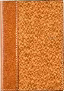 高橋 手帳 2017年4月始まり ウィークリー リシェルR 8 A6 オレンジ No.788