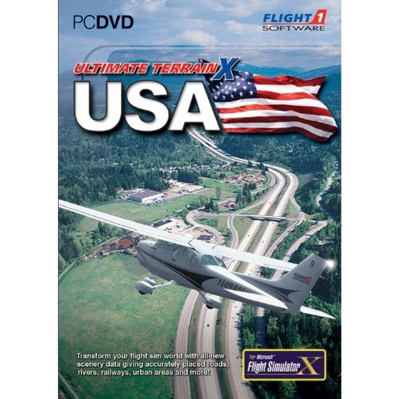 近傍容量受取人Ultimate terrain x USA (輸入版 UK)