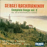 Rachmaninov;Cpte.Songs Vol2