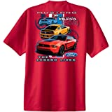 Ford Mustang Boss 302 Youth T-Shirt Legend Lives Design