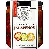 Kitchen & Love Sliced Tri-color Jalepenos, 350g
