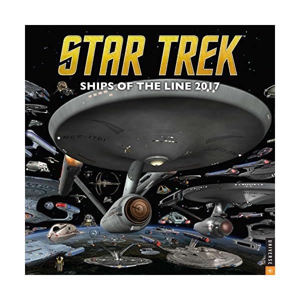 Star Trek 2017 Wall Cale...の商品画像