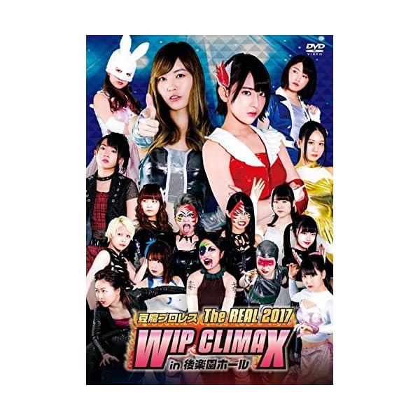 豆腐プロレス The REAL 2017 WIP...の商品画像