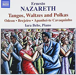 Tangos & Waltzes for Piano