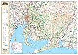スクリーンマップ 分県地図 愛知県 (ポスター地図   マップル)
